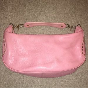 Pink Juicy Couture Leather Purse